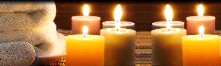 pandan candle